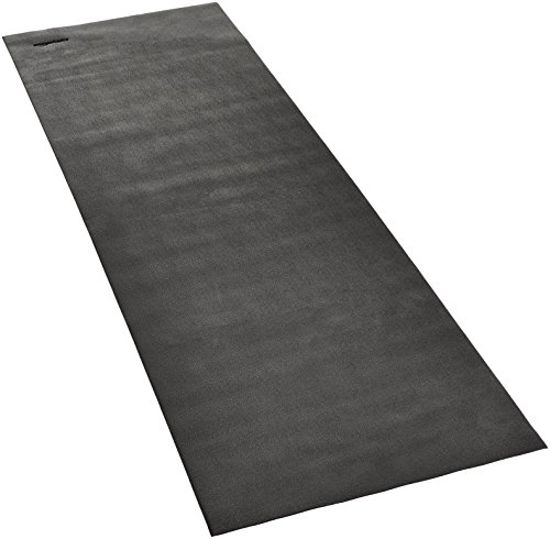 AmazonBasics High Density Exercise Equipment and Treadmill Mat - 4-Foot x 6-Foot