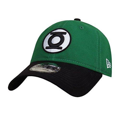 Green Lantern Symbol 9Twenty Adjustable Hat - Green Lantern Cap
