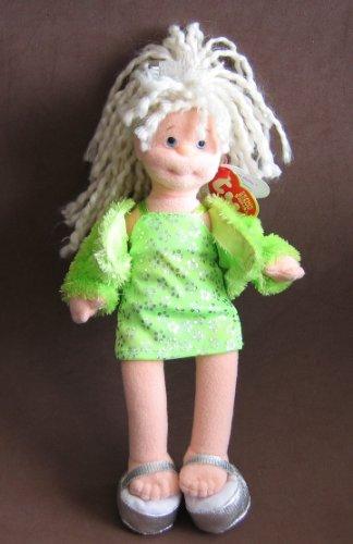 Ty Teenie Beanie Boppers Doll - Glitzy Gabby - Hand Made