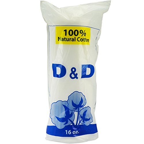 Cotton Roll 100% Absorbent Non-Sterile Natural Corrton 16oz