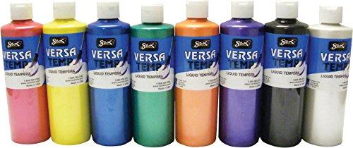 sax-1440733-versatemp-tempera-paint-set-1-pint-plastic-bottle-assorted-pearlescent-color-pack-of-8