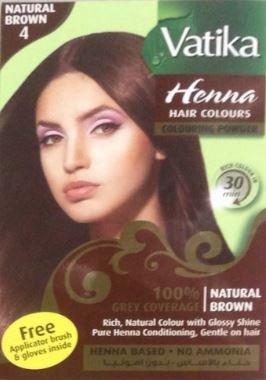 Vatika Henna Hair Colour Shopping Online In Pakistan