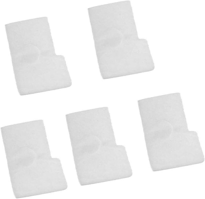 Republe 5pcs del Filtro de Aire Placa Kit de Recorte de la Motosierra STIHL MS170 de filtración para Las / MS180 / 017/018