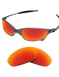 Tintart Performance Replacement Lenses for Oakley Juliet Polarized Etched