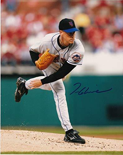 Autographed Tom Glavine Picture - 8x10 - Autographed MLB - 8x10 Autographed Glavine Photo Mlb