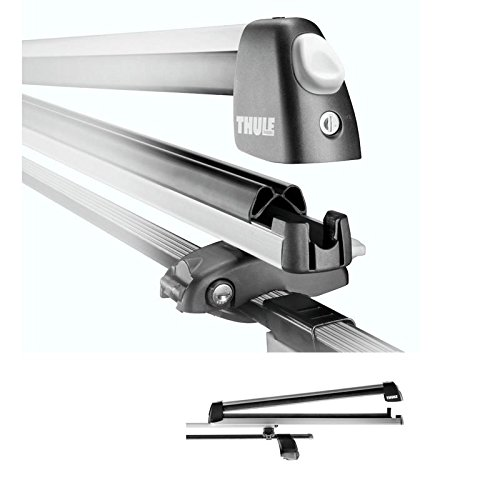 Thule 92726 Universal Pull Top Snowsport Carrier with Locks