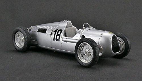 - CMC-Classic Model Cars Auto Union Type C, 1936 Nurburgring, #18 Rosemeyer Limited Edition Vehicle