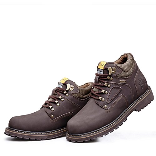 Miyoopark UK-XCR757, Herren Stiefel Coffee