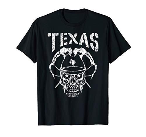 Texas Halloween Shirt Cowboy -