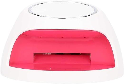 Mini portátil secador de uñas ventilador gel polaco secador de aire ...