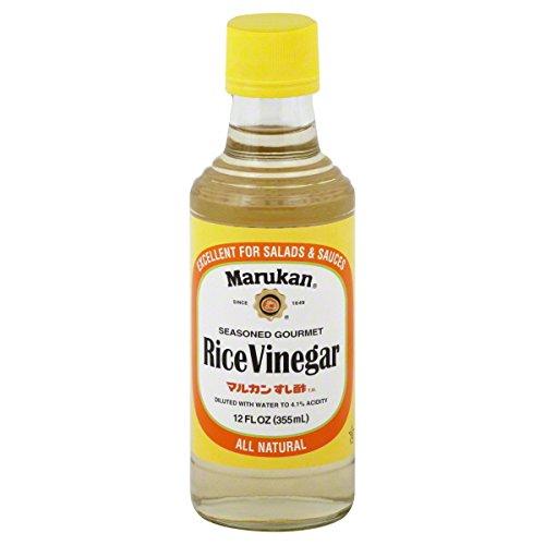 Marukan Seasoned Rice Clear Vinegar, 12 oz