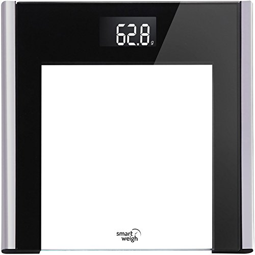 smart-weigh-precision-ultra-slim-digital-bathroom-scale-with-instant-step-on-technology-tempered-gla