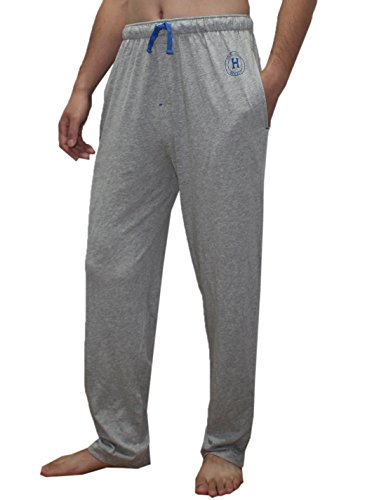 Tommy Hilfiger Mens Knit Cotton Sleepwear / Pajama Pants L Grey