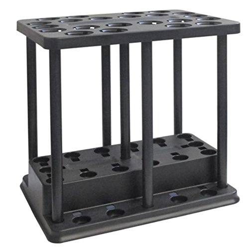 Papillon 95480 – PVC Rack for Garden Tools 22 Posts for Long Handles A forged tool 8012500