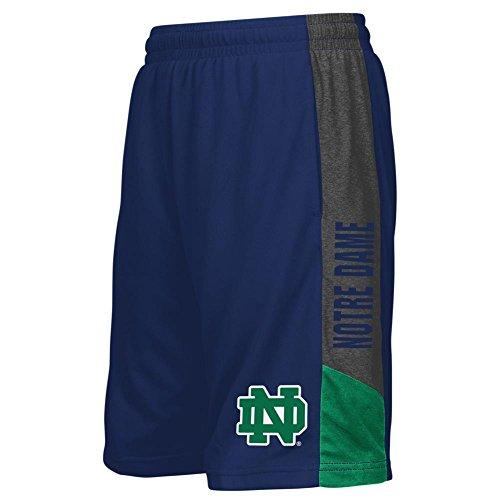 (Colosseum Notre Dame Fighting Irish Youth Shorts Athletic Basketball Short (YTH (20)))