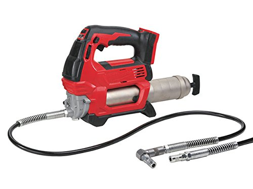 - Milwaukee Tools - M18 GG-0 Cordless Grease Gun 18 Volt Bare Unit