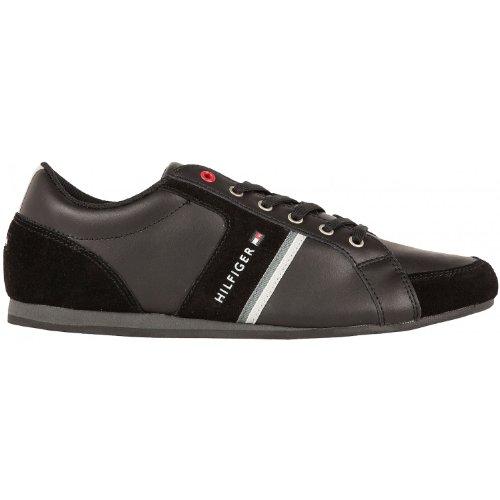 Herren Tommy 990 Sneaker Hilfiger Black Ross wqSaqRExC