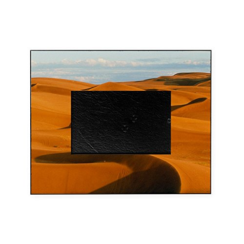 (CafePress - Desert Sand Dunes at Glamis,Near Yum - Decorative 8x10 Picture)