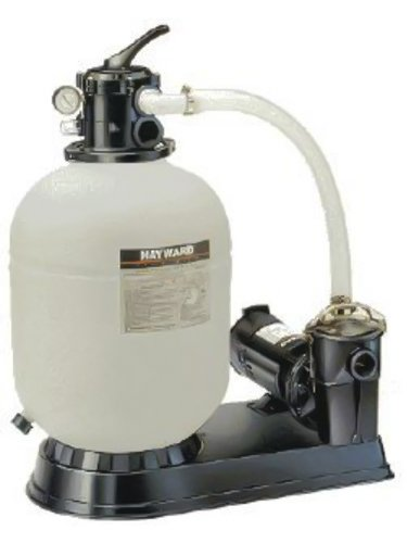 Hayward S210T1580X15S ProSeries 21-Inch 1.5 HP Sand Filter System