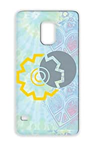 Gray Symbols Symbol Shapes Gear Steel Engine Mechanism Metal Logo Cog Industry Sign 2013 Think For Sumsang Galaxy S5 Cover Case