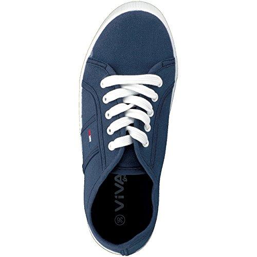 brandsseller - Zapatillas Mujer azul marino