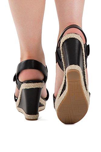 Lusty Chic - Zapatos con tacón mujer negro