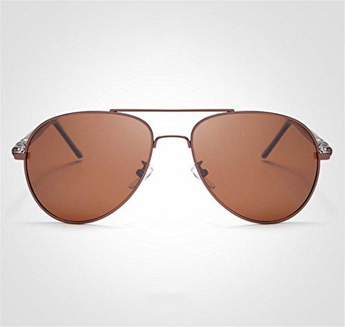 RFVBNM de Gafas cine sol sol UV hombre sol Gafas polarizadas con Gafas hombre exterior protección mujer de de y para para sol estilo tendencia para en de de C color C sol Gafas Gafas rqr7w4