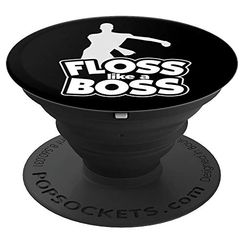 Floss Dance Emote - Video Game Gaming Design Gamer Gift - PopSockets Grip and Stand for Phones and Tablets
