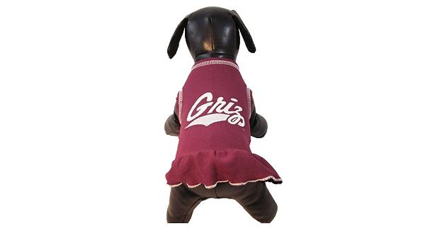 NCAA Montana Grizzlies Cheerleader Dog Dress