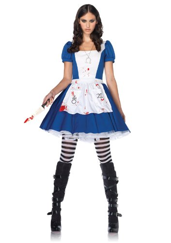 Leg Avenue Women's American McGee's Mad Alice Costume - coolthings.us