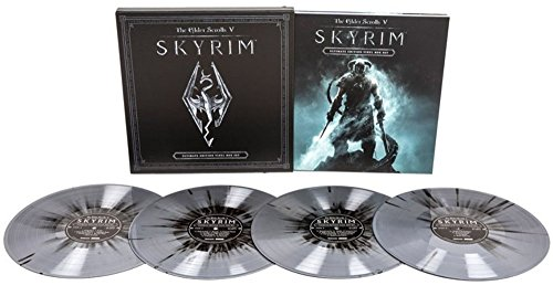 The Elder Scrolls V: Skyrim Ultimate Edition Vinyl Box Set