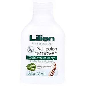 Lilien Nail Polish Remover Aloe Vera 110Ml