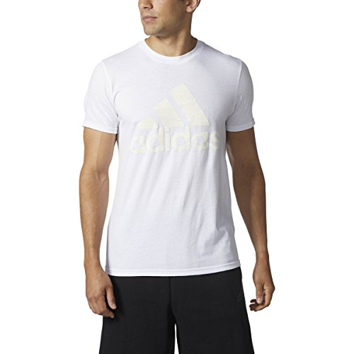 f Sport Graphic Tee, White/White/Grey One, X-Large ()