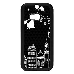 Newest Mary Poppins Phone Case Htc One M8 Mary Poppins Noble chaming design