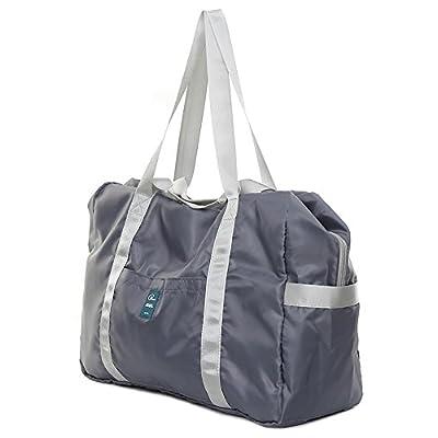734b6af3b1 lovely Genbagbar Foldable Travel Duffel Bag Lightweight Large Sports Gym  Luggage Bag