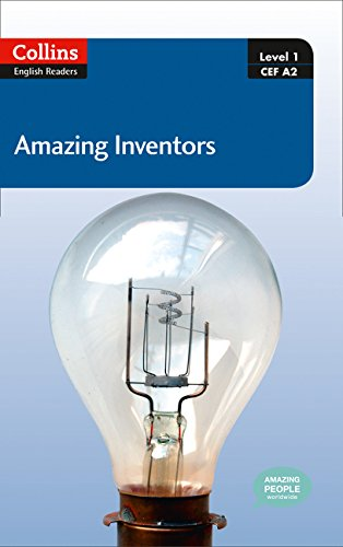 Collins Elt Readers — Amazing Inventors (Level 1) (Collins English Readers)