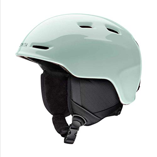 Smith Optics Zoom Jr Youth Ski Snowmobile Helmet - Ice/Small