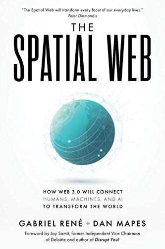 The Spatial Web Front Cover
