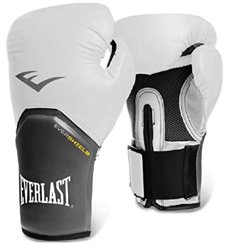 (Everlast Pro Style Women's Training Gloves (White, 12)