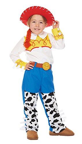 Jesse From Toy Story Costumes (Disney Pixar Toy Story Jesse Kids costume girl 100cm-120cm 95624S)