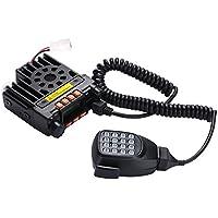 TOPmountain Two-Way Radio Car Walkie Talkie Mini VHF