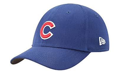 MLB Chicago Cubs Kid's Tie Breaker 39Thirty Cap, Royal, Toddler/Child