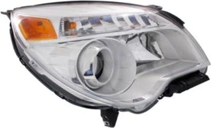 CPP gm2503352, gm2503338 C claro lente proyector de faro delantero ...