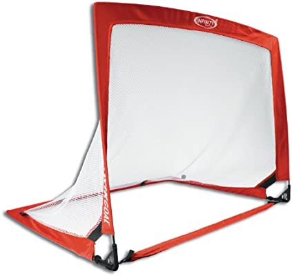 138ea4eb1 Amazon.com : Kwik Goal Infinity Square Weighted Pop Up Goal (36 x 48 x  36-Inch) : Soccer Goals : Sports & Outdoors