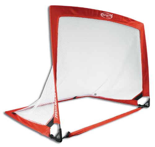 Kwik Goal Infinity Square Weighted Pop Up Goal (36 x 48 x 36-Inch) by Kwik Goal