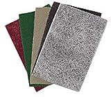 FlexOvit 6'' X 9'' Ultra Fine Aluminum Oxide HIGH PERFORMANCE Non-Woven Hand Pad, Package Size: 20 Each