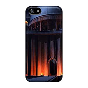 Snap-on The Mysterious Luxury Hotel Cases Covers Skin Compatible With Iphone 5/5s