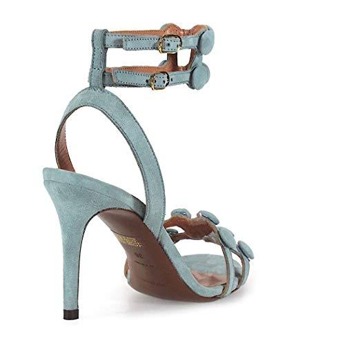 Ose253lightblue Mujer Zapatos Claro Chose Gamuza Wqtgyhnx Azul L'autre HDI2WE9
