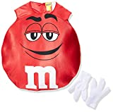 Best Rasta Imposta Mens Halloween Costumes - Rasta Imposta M&M's Poncho, Red, Standard Review