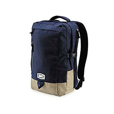 100% Transit Backpack - NAVY _01003-015-01